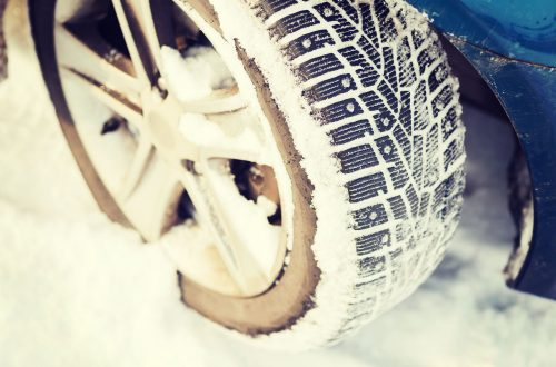 Winter Car Care- Check Your Tires